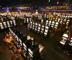 Casino etiquette slots